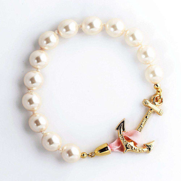 Bracelets - Atlantic Pearl Bracelet By Kiel James Patrick