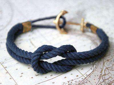 Bracelets - Cape Spencer Approaches Triton Knot Bracelet By Kiel James Patrick