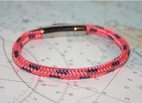 Bracelets - Chatham Bracelet In Pink By Lemon & Line