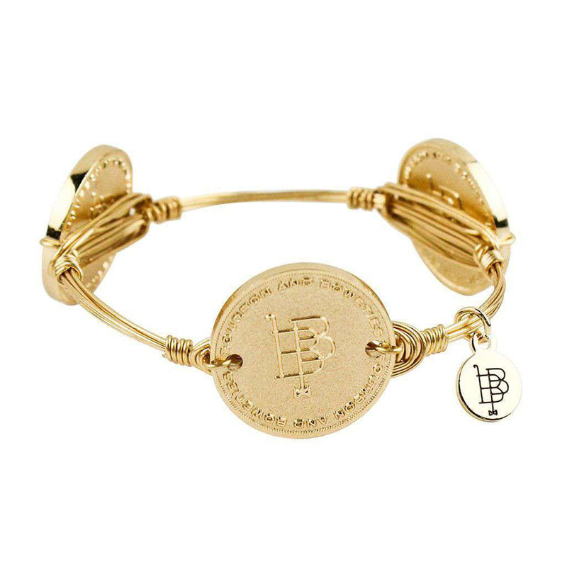 Bracelets - Classic Collection B & B Signature Bangle By Bourbon And Bowties