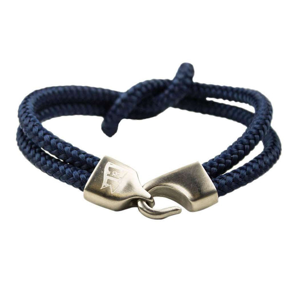 Limited Edition Newport Bracelet in Navy by Lemon & Line