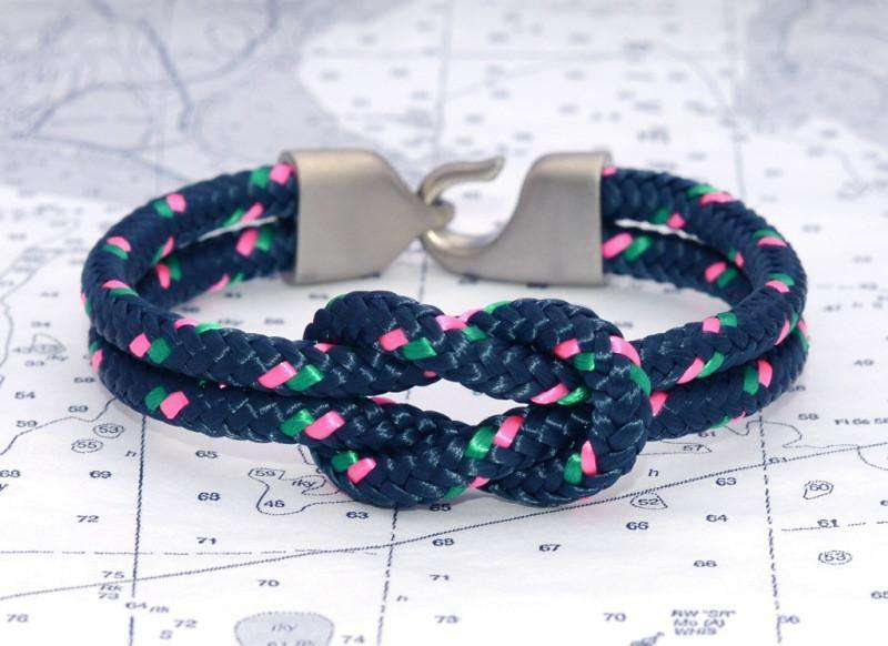 Bracelets - Limited Edition Preppy Pig BBQ Bracelet By Lemon & Line
