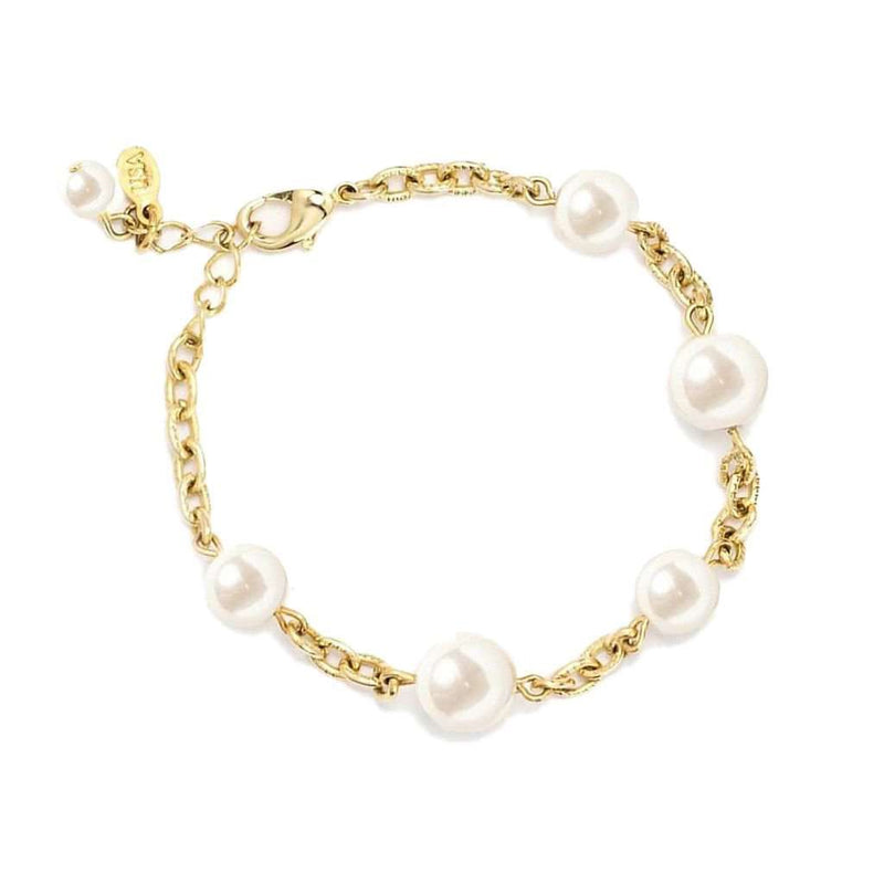 Linked to Pearlfection Bracelet by Kiel James Patrick