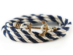 Bracelets - Peter Wence Lanyard Hitch Bracelet By Kiel James Patrick