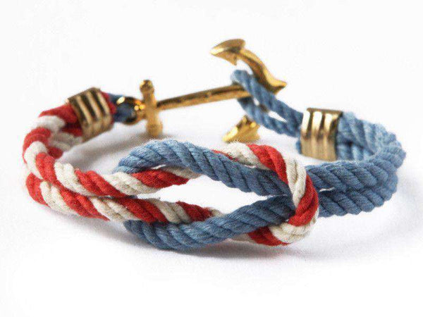 Bracelets - The Kennedy Compound Triton Knot Bracelet By Kiel James Patrick