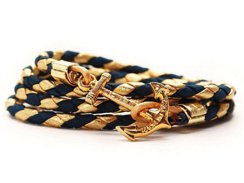 Bracelets - The Royal Navy Bracelet By Kiel James Patrick