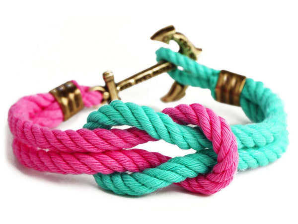 Bracelets - The Vineyard Triton Knot Bracelet By Kiel James Patrick