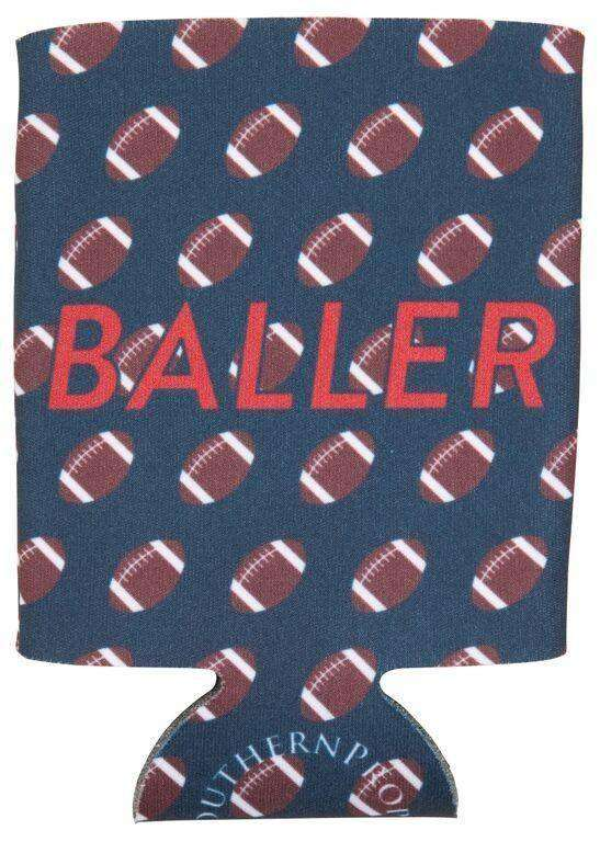 Can Holders - Baller Can Holder In Navy By Southern Proper