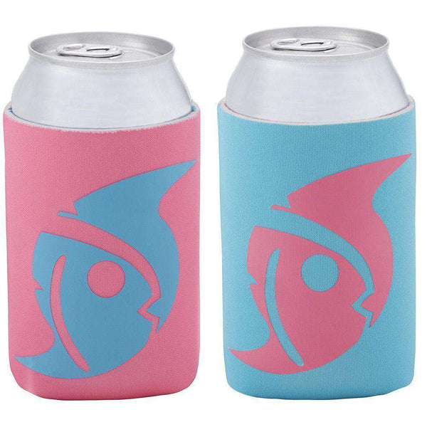 Can Holders - Batten Down REVERSIBLE Can Caddie In Patina By Southern Tide