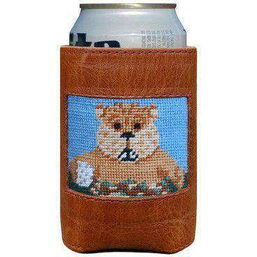 Can Holders - Caddyshack Needlepoint Can Holder By Smathers & Branson