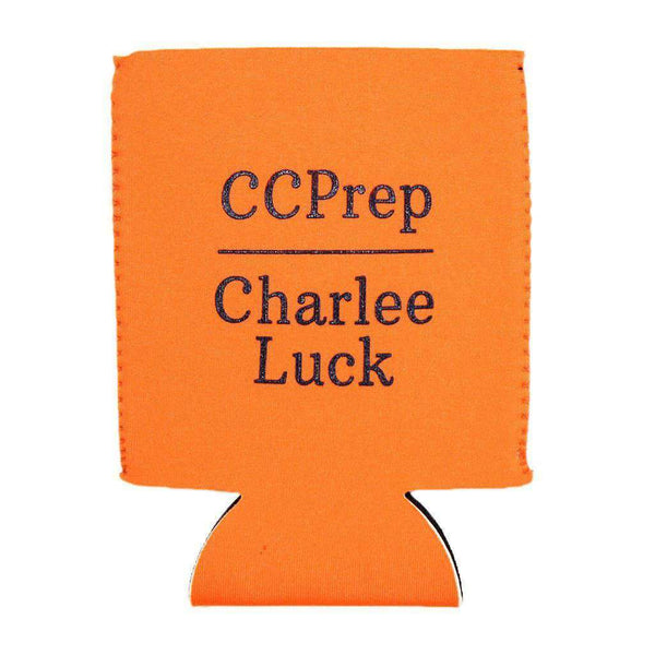 CCP Exclusive Can Holder in Orange by Charlee Luck
