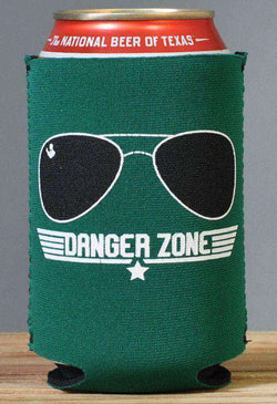 Can Holders - Danger Zone Can Holder In Green By Rowdy Gentleman