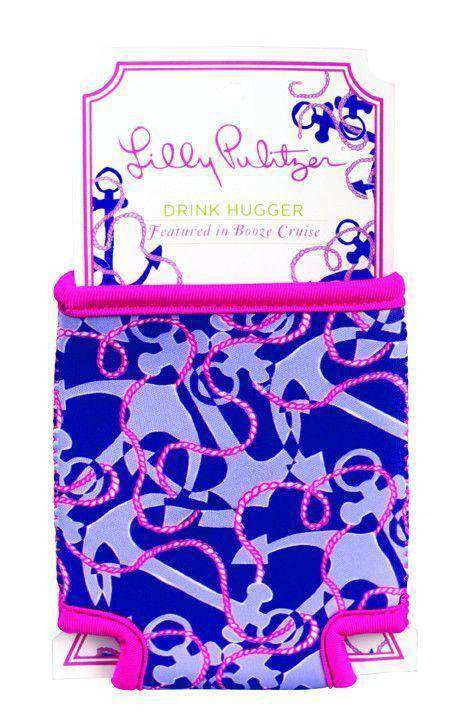Can Holders - Drink Hugger In Booze Cruise By Lilly Pulitzer