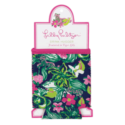 Can Holders - Drink Hugger In Tiger Lilly By Lilly Pulitzer