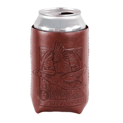 "Can Holders - Duck ""Vegan"" Leather/Neoprene Can Holder By Fripp & Folly"