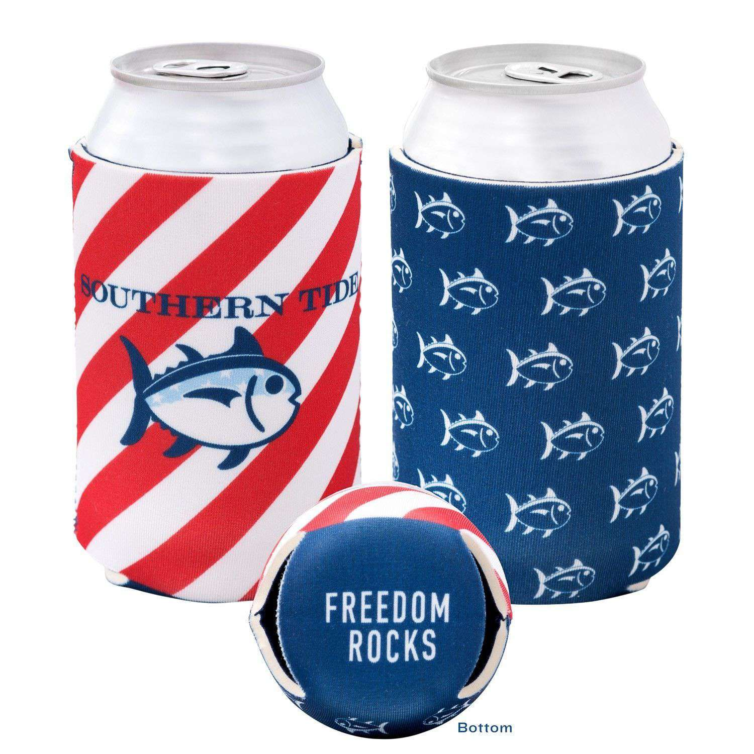 Can Holders - Freedom Rocks Can Caddie By Southern Tide