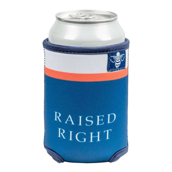 Raised Right Can Holder by Lily Grace - FINAL SALE