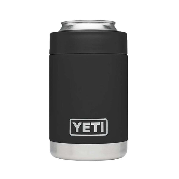 Can Holders - Rambler Colster In Black By YETI