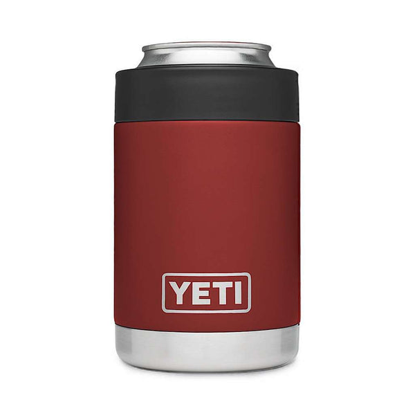 Can Holders - Rambler Colster In Brick Red By YETI
