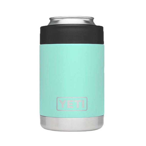Can Holders - Rambler Colster In Seafoam By YETI