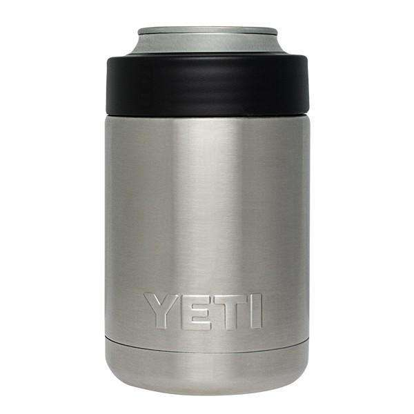 Can Holders - Rambler Colster In Stainless Steel By YETI