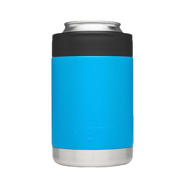 Can Holders - Rambler Colster In Tahoe Blue By YETI