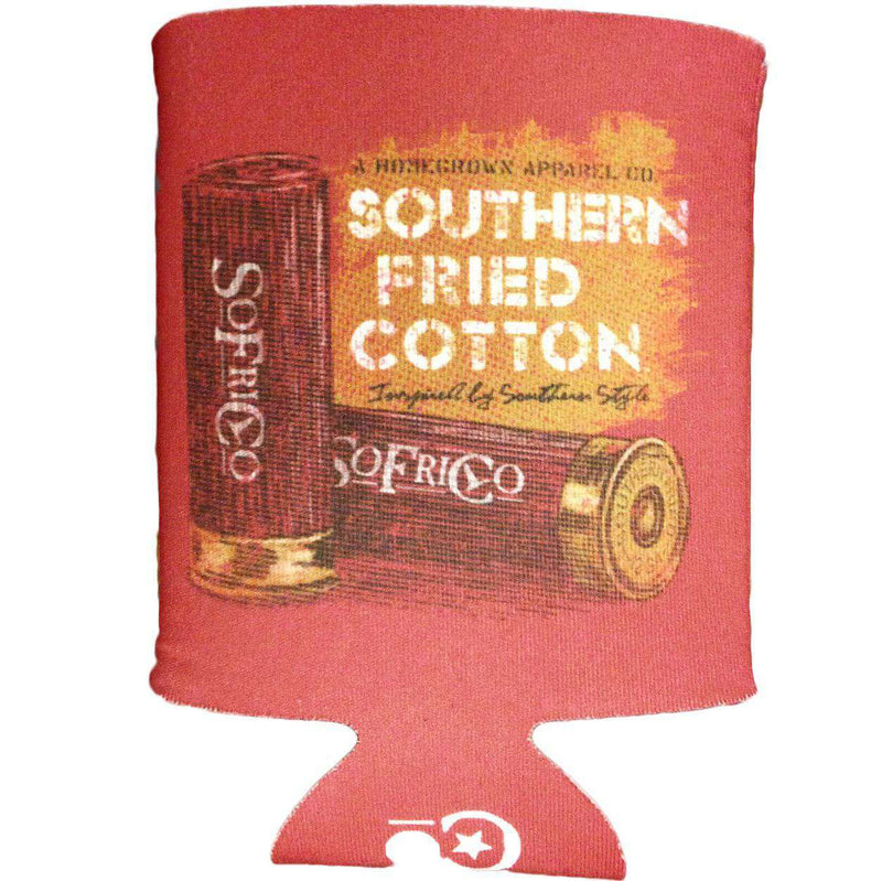 Shotgun Shells Can Holder by Southern Fried Cotton