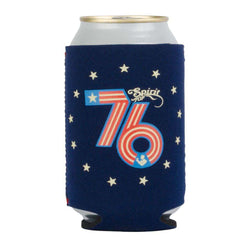 Spirit of '76 Beer Sleeve in Navy by Rowdy Gentleman