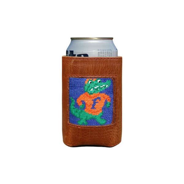 Can Holders - University Of Florida Needlepoint Can Holder By Smathers & Branson