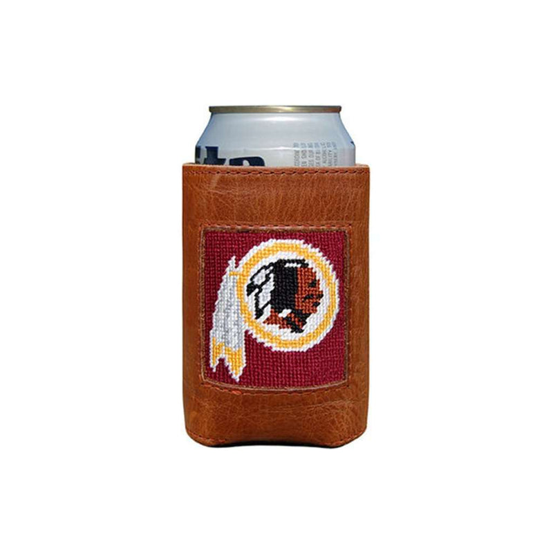 Washington Redskins Needlepoint Can Holder by Smathers & Branson