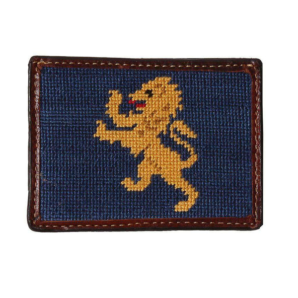Delta Kappa Epsilon Credit Card Wallet by Smathers & Branson