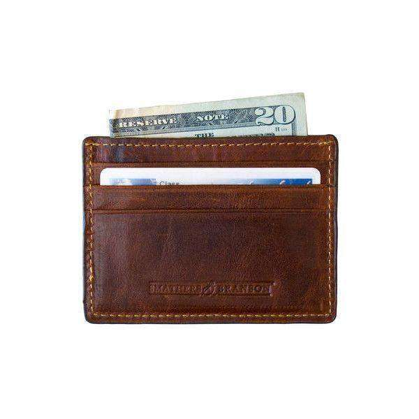 Card Wallets - Delta Kappa Epsilon Credit Card Wallet By Smathers & Branson