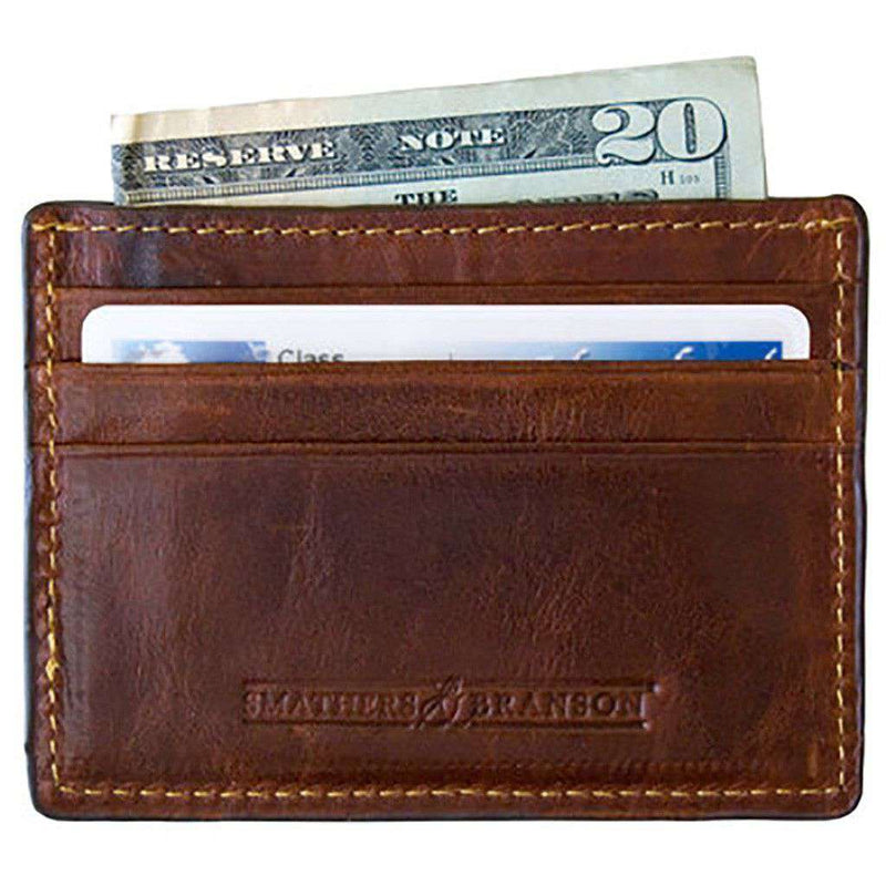 Georgia Tech Needlepoint Credit Card Wallet by Smathers & Branson