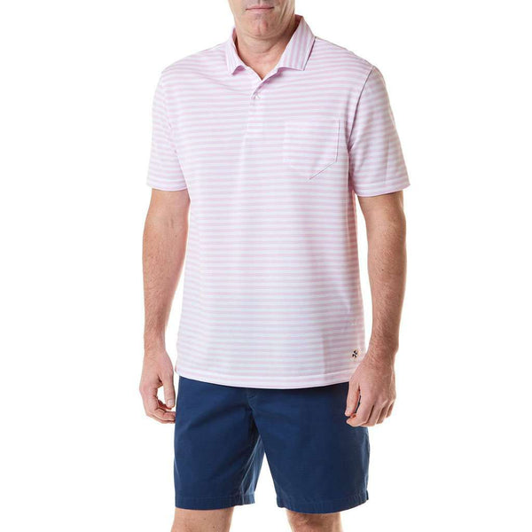 Country Club Prep S / Pink Stripe