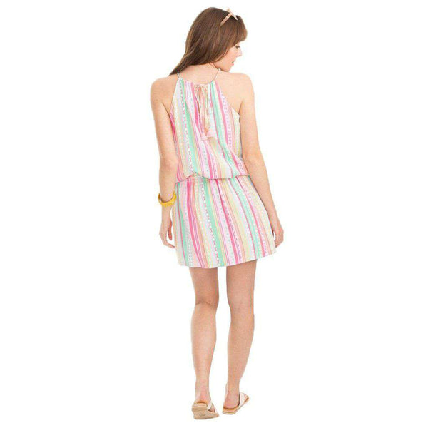 Southern Tide Cheyenne Stripe Dress by Southern Tide