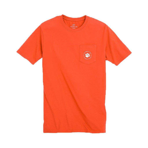 Southern Tide Clemson Chant Short Sleeve T-Shirt by Southern Tide