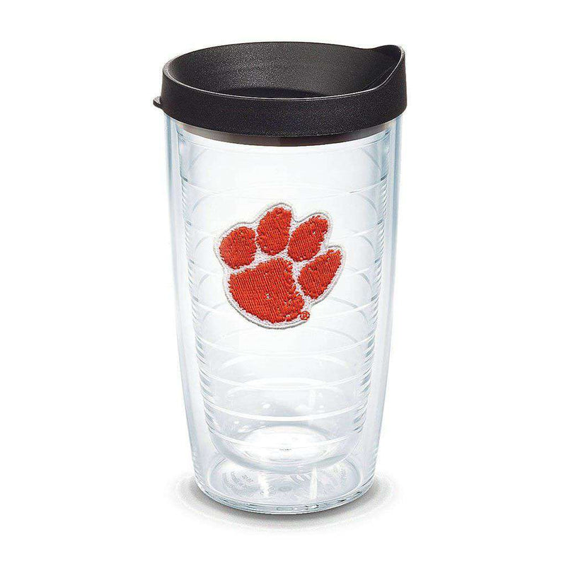 Clemson Tigers Paw 16oz. Tumbler by Tervis