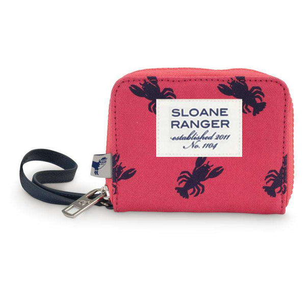 Clutches - Lobster ID Wristlet By Sloane Ranger