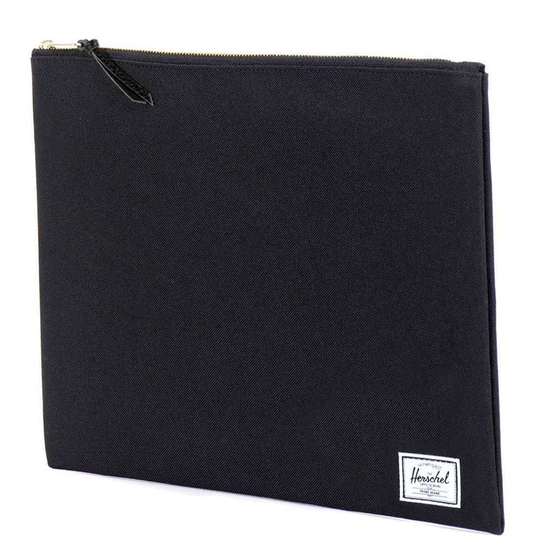 XL Network Pouch in Black by Herschel Supply Co.