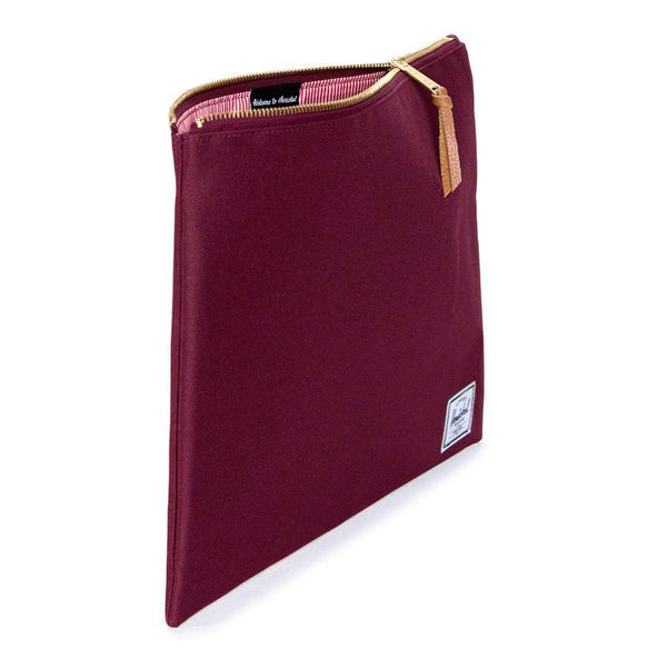 XL Network Pouch in Windsor Wine by Herschel Supply Co.