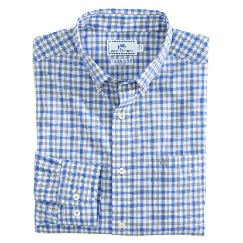 Coastal Passage Ahull Sport Shirt by Southern Tide