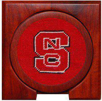 Coasters - North Carolina State University Coasters In Red By Smathers & Branson