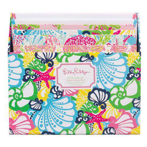 Coasters - Paper Coasters In Lucky Charms By Lilly Pulitzer