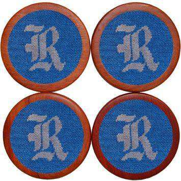 Coasters - Rice University Coasters In Blue By Smathers & Branson