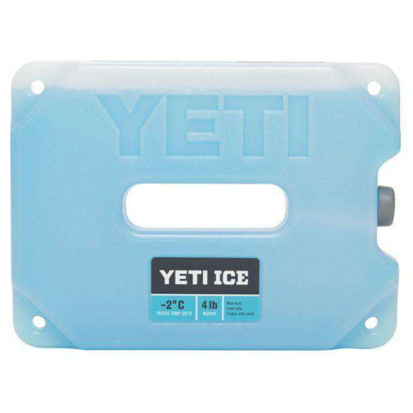 Coolers - Four Pound Ice By YETI