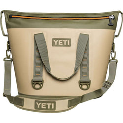 Hopper Two 40 in Field Tan and Blaze Orange by YETI