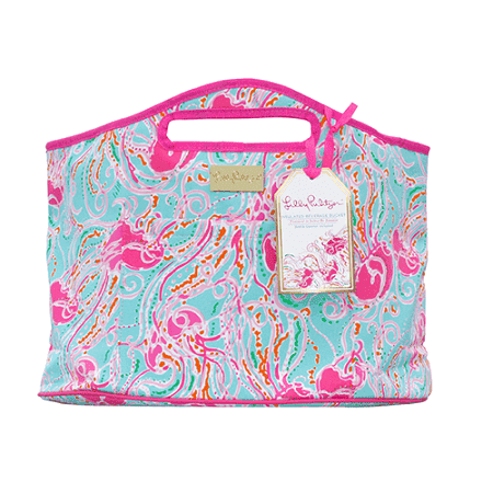 Coolers - Insulated Beverage Bucket In Jellies Be Jammin' By Lilly Pulitzer