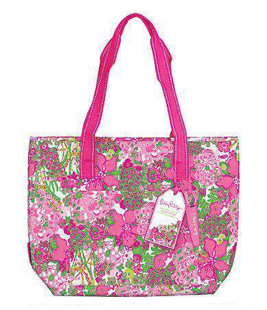Coolers - Insulated Cooler In Beach Rose By Lilly Pulitzer