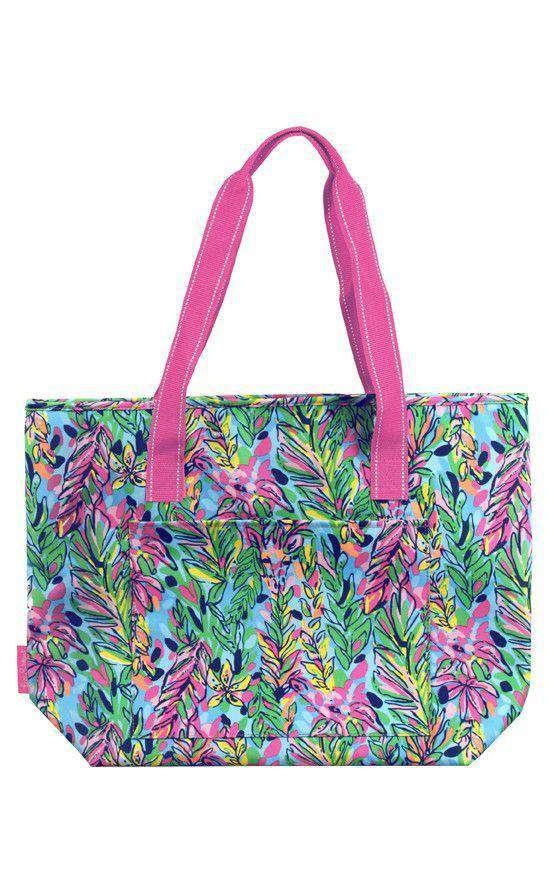 Insulated Cooler in Hot Spot by Lilly Pulitzer