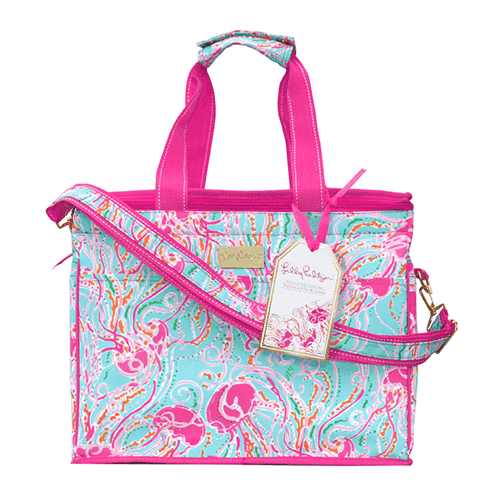 Coolers - Insulated Cooler In Jellies Be Jammin' By Lilly Pulitzer